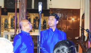 Praise In Harmony at St. Paul's Church, Kandy